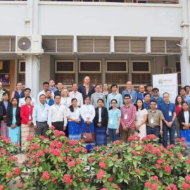 The second NEXUS Technical Training Mandalay Technological University Mandalay, Myanmar
